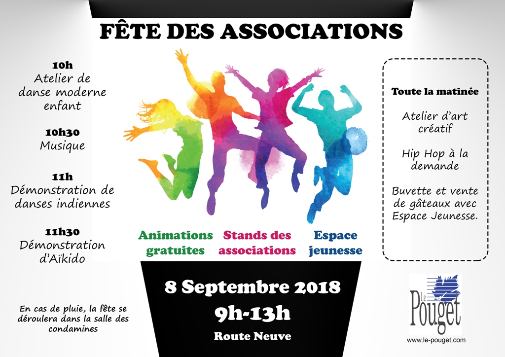 Fête des associations 2018
